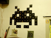 Disk Space Invaders