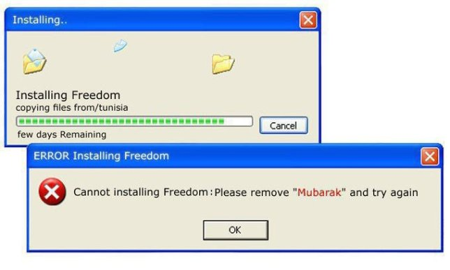 Installing Freedom