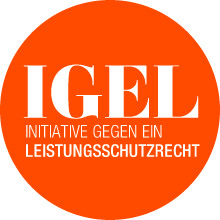 IGEL - Initiative gegen ein Leistungsschutzrecht