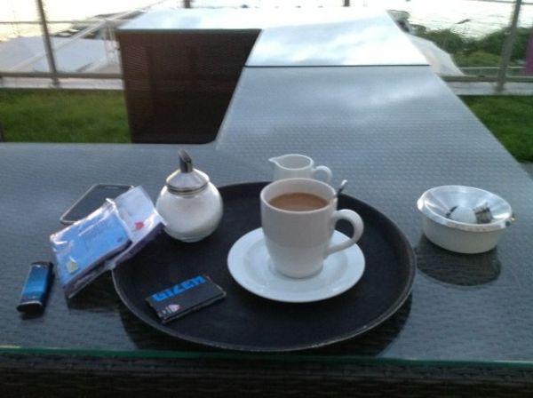 Morgengruss, Foto: @TeraEuro