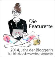 Die Featurette feiert das Jahr der Bloggerin
